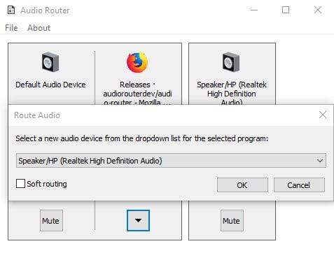 audio-router