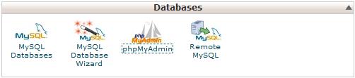 cpanel-databases