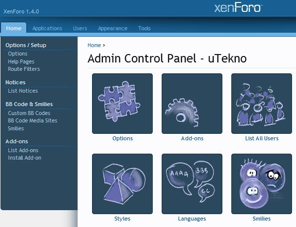 xenforo-admincp